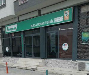 Bursa Baymak Yetkili Servisi